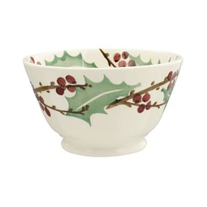 Small Old Bowl Winterberry